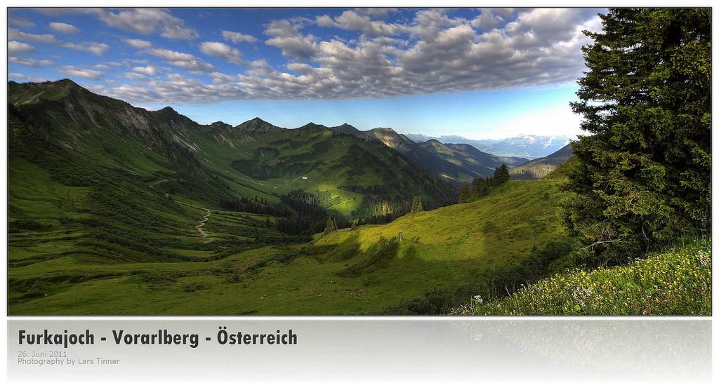 Vorarlberg - Österreich